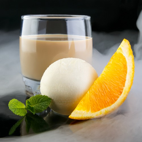 Мороженое Бейлис-Апельсин