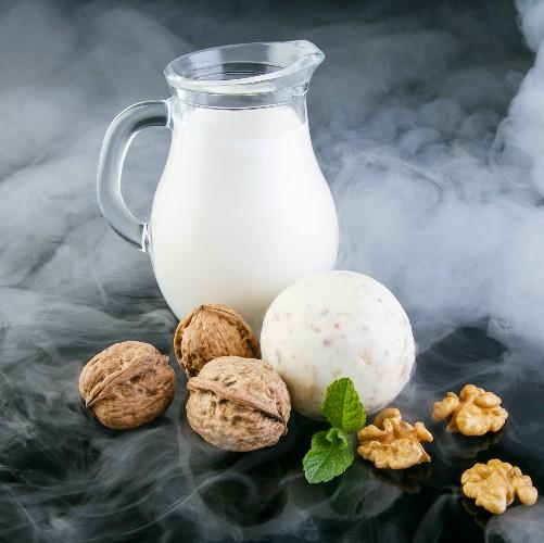 Мороженое «Грецкий орех»