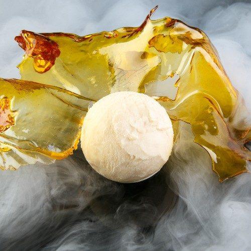 Мороженое «Солёная карамель»
