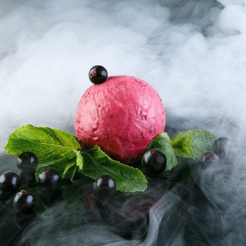 Мороженое «Чёрная смородина»