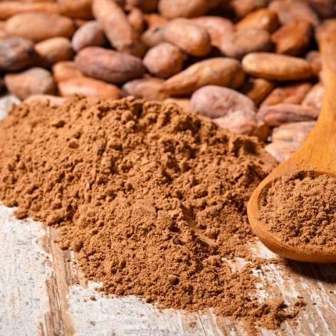 Какао-порошок, Франция